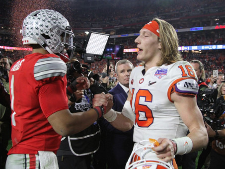 Justin Fields vs. Trevor Lawrence: Why This Absolutely is a Debate