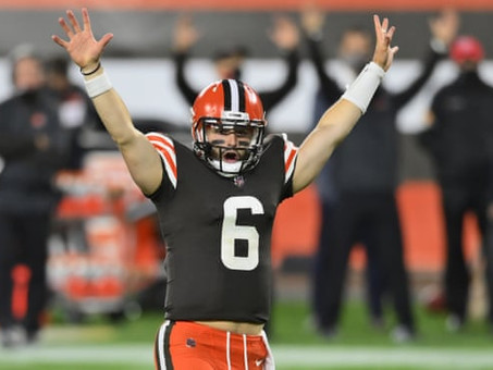 Panic Meter: Baker Mayfield Edition