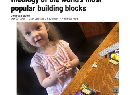 The Theology of Lego