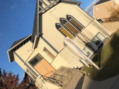 A (re)New(ed) Marda Loop Church - Update One