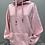 Thumbnail: Personalised cross neck hoodie