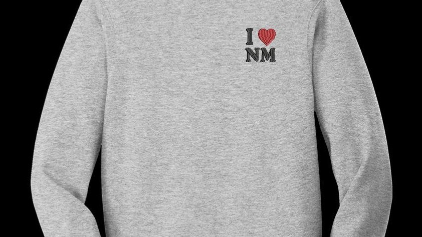 I Love New Mills Sweatshirt