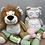 Thumbnail: Personalised Teddy