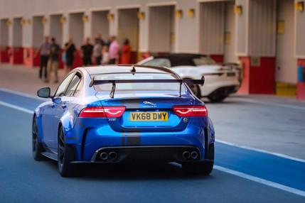 Jaguar Art of Performance Tour (Dubai)