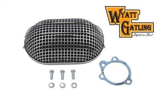 Wyatt Gatling Chrome Turbo Air Cleaner 1972/1984