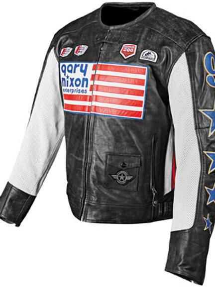 Speed & Strength Nixon replica leather jacket