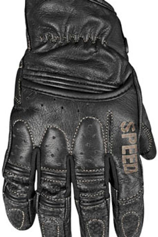 Speed & Strength Rust & Redemption leather Gloves