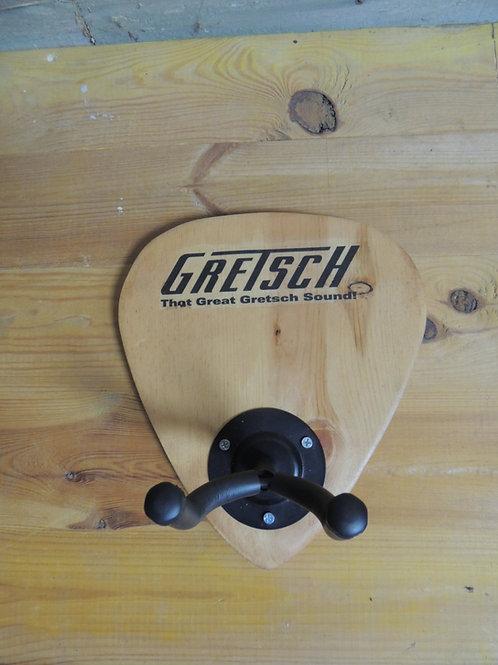 Custom wood guitar holder built for you