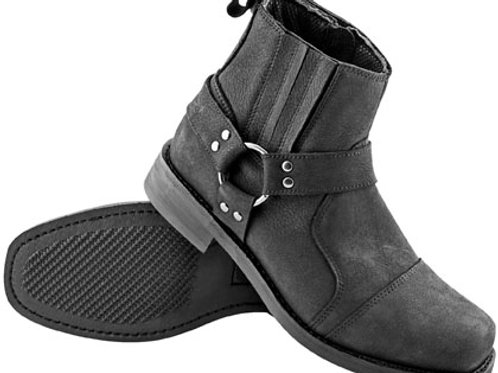 Speed and Strength cruise missile leather boots