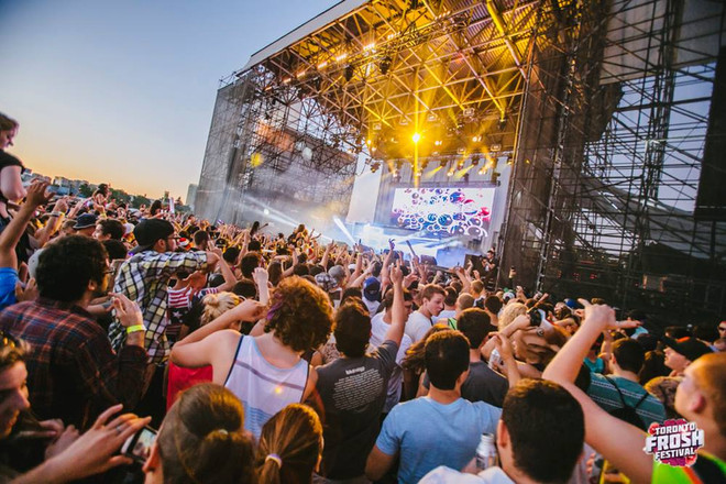 Toronto Frosh Music Festival