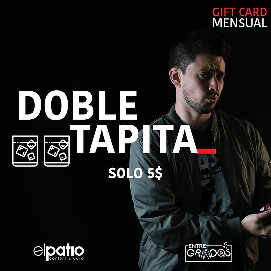 Doble Tapita - Mensual