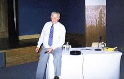 Lecturer Dr.Brian H Cummins