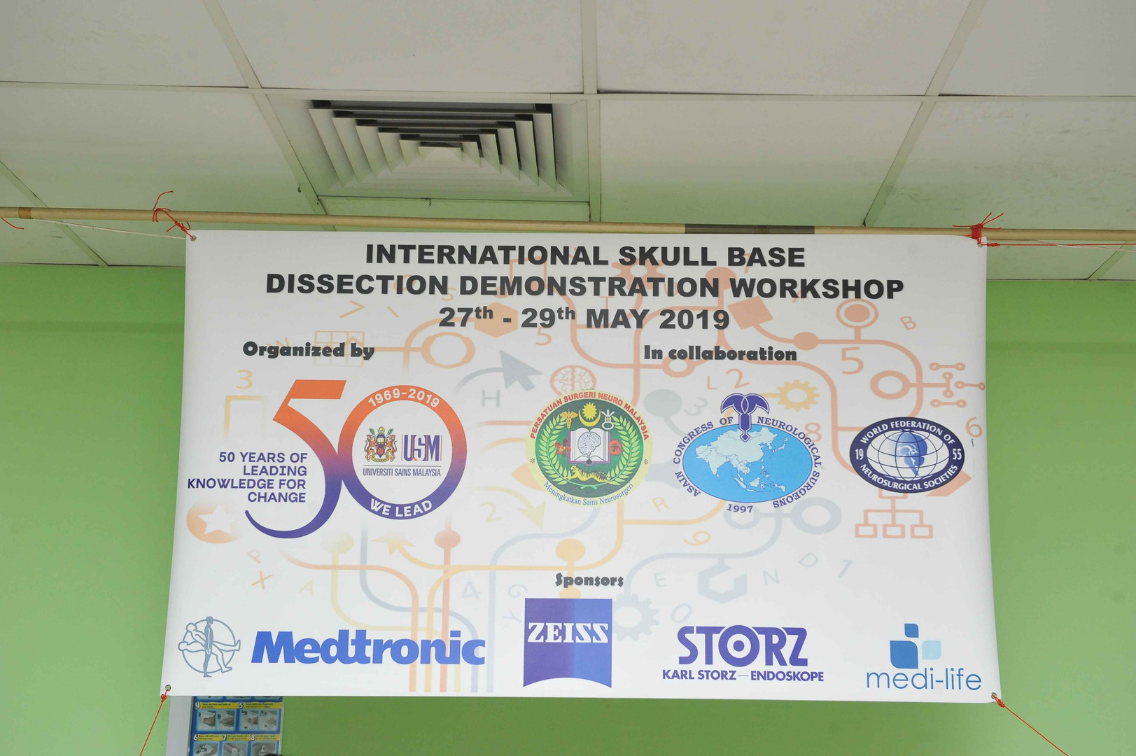 International Skull Base Dissection Demonstration Workshop 2019