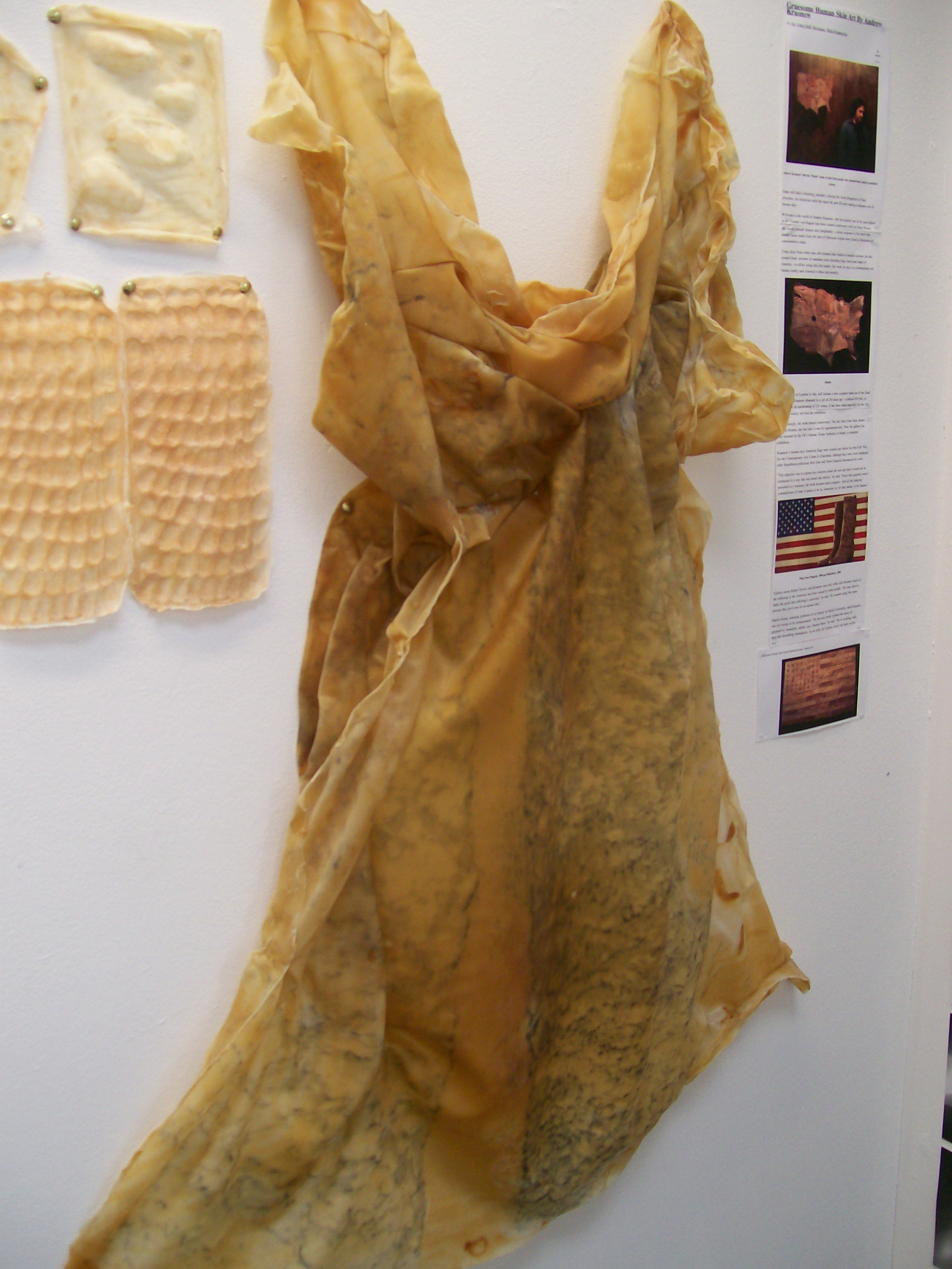 Latex Dress Maquette, 2010