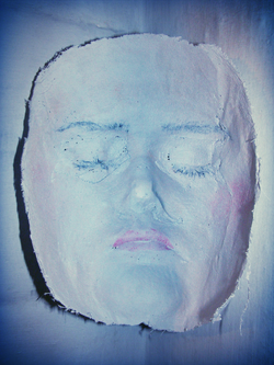 Self Portrait with make up, 2013