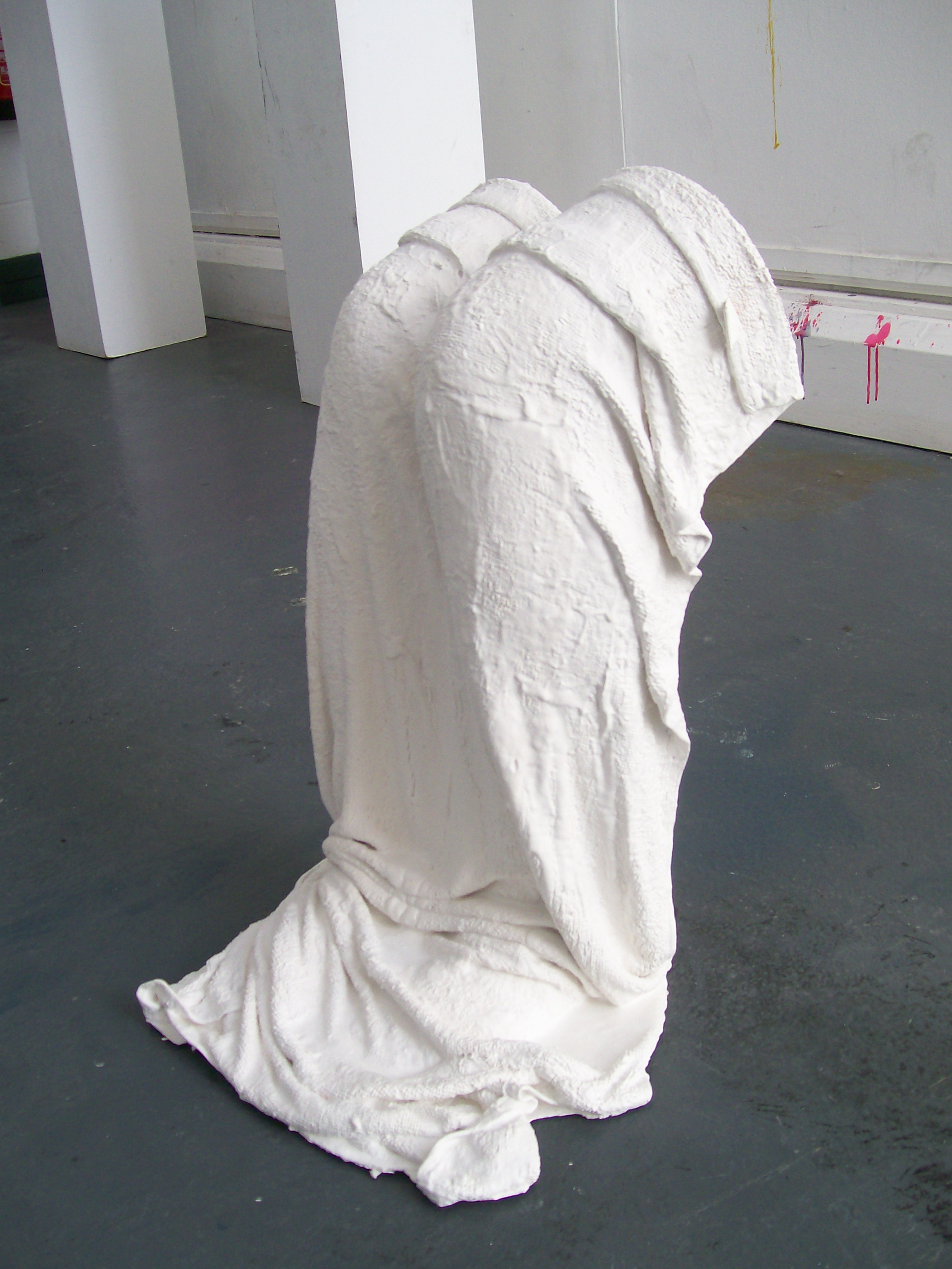 "Maquette for ""Trace"", 2011"