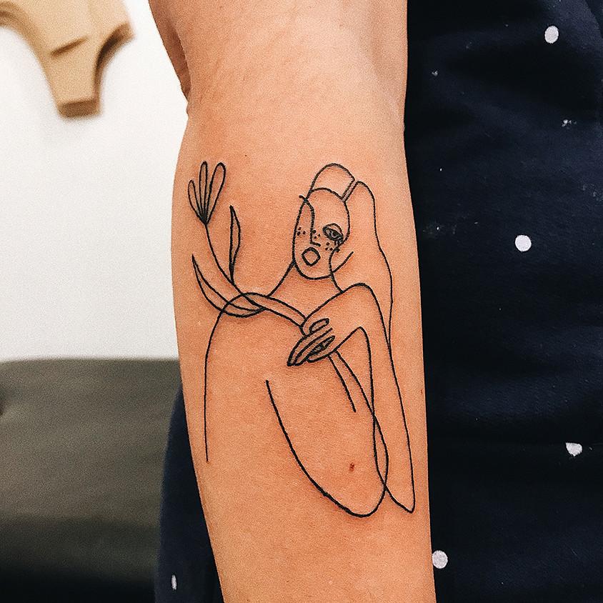 Flash Tattoo no Galpão JS