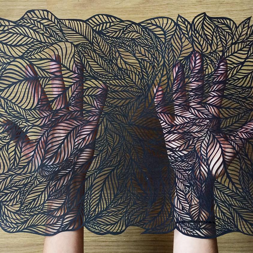 Papercutting _ recorte em papel
