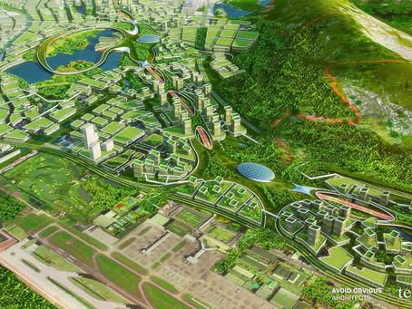 Como seria a cidade dos seus sonhos?