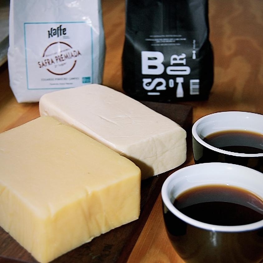 Papo, Queijos e Café