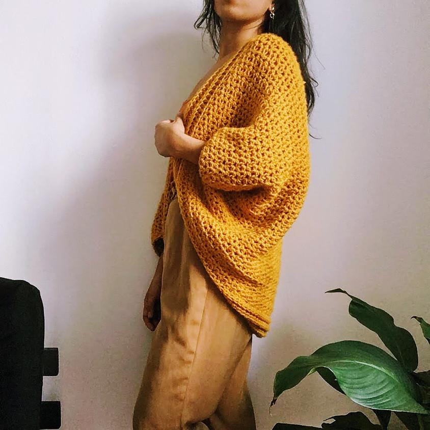 Modelagem Básica com Leitura de Gráficos de Crochê