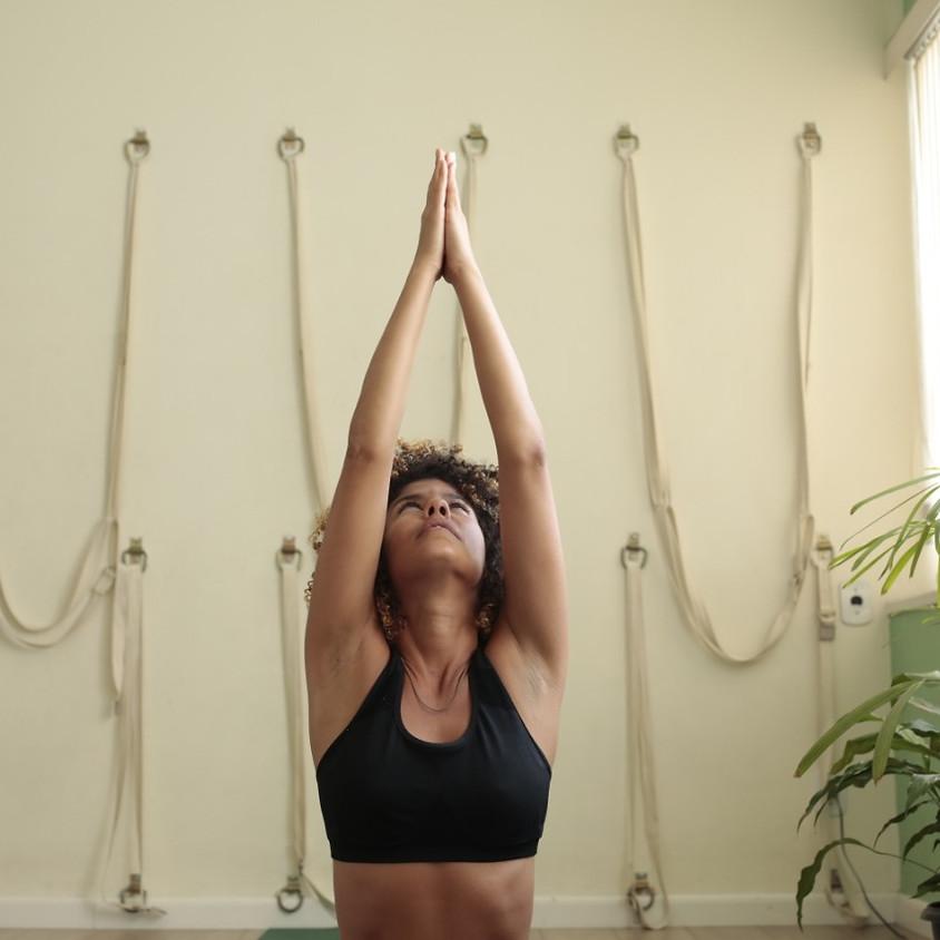 Hatha Yoga no Galpão JS