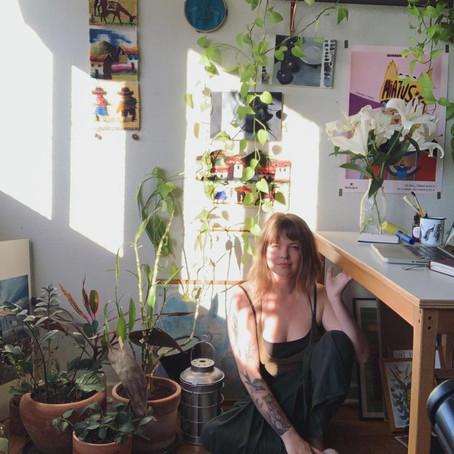 Habitar: Claudia Kievel