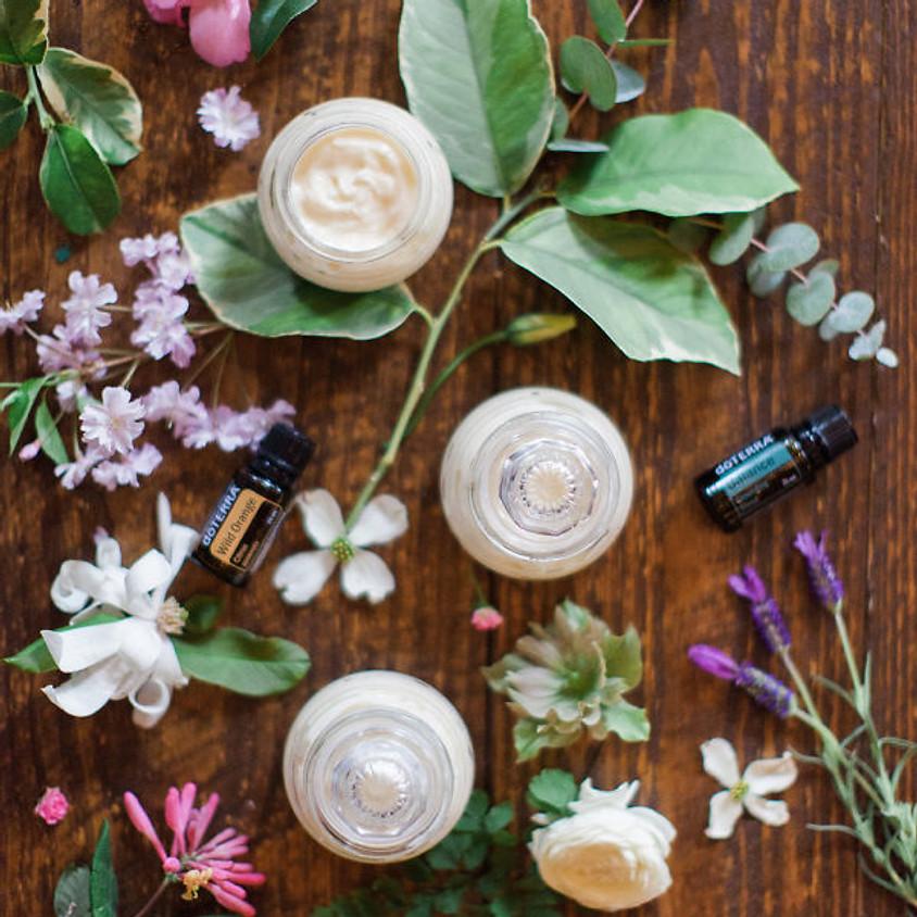 Imersão em Aromaterapia