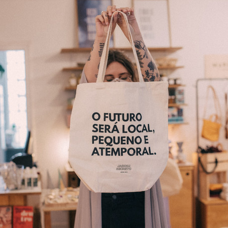 O futuro será local, pequeno e atemporal
