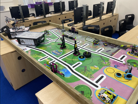 FLL Session 2 and Innovation Project