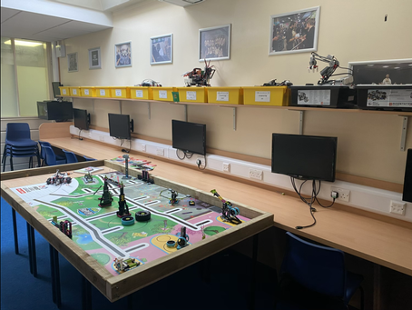 New FLL Club Launches