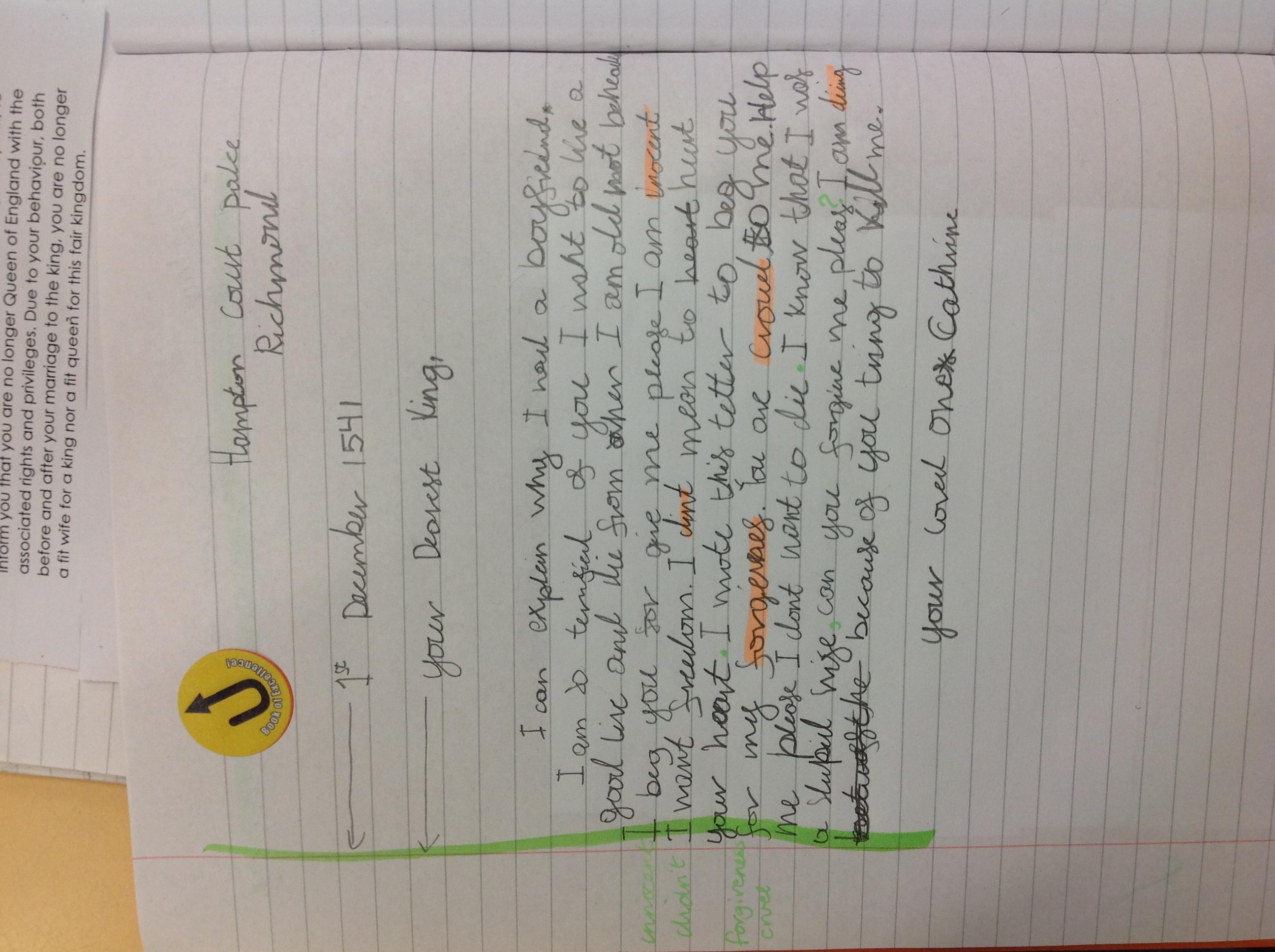 Fedir's brilliant writing!