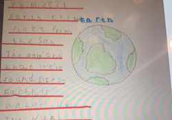 Isla's incredible information text!