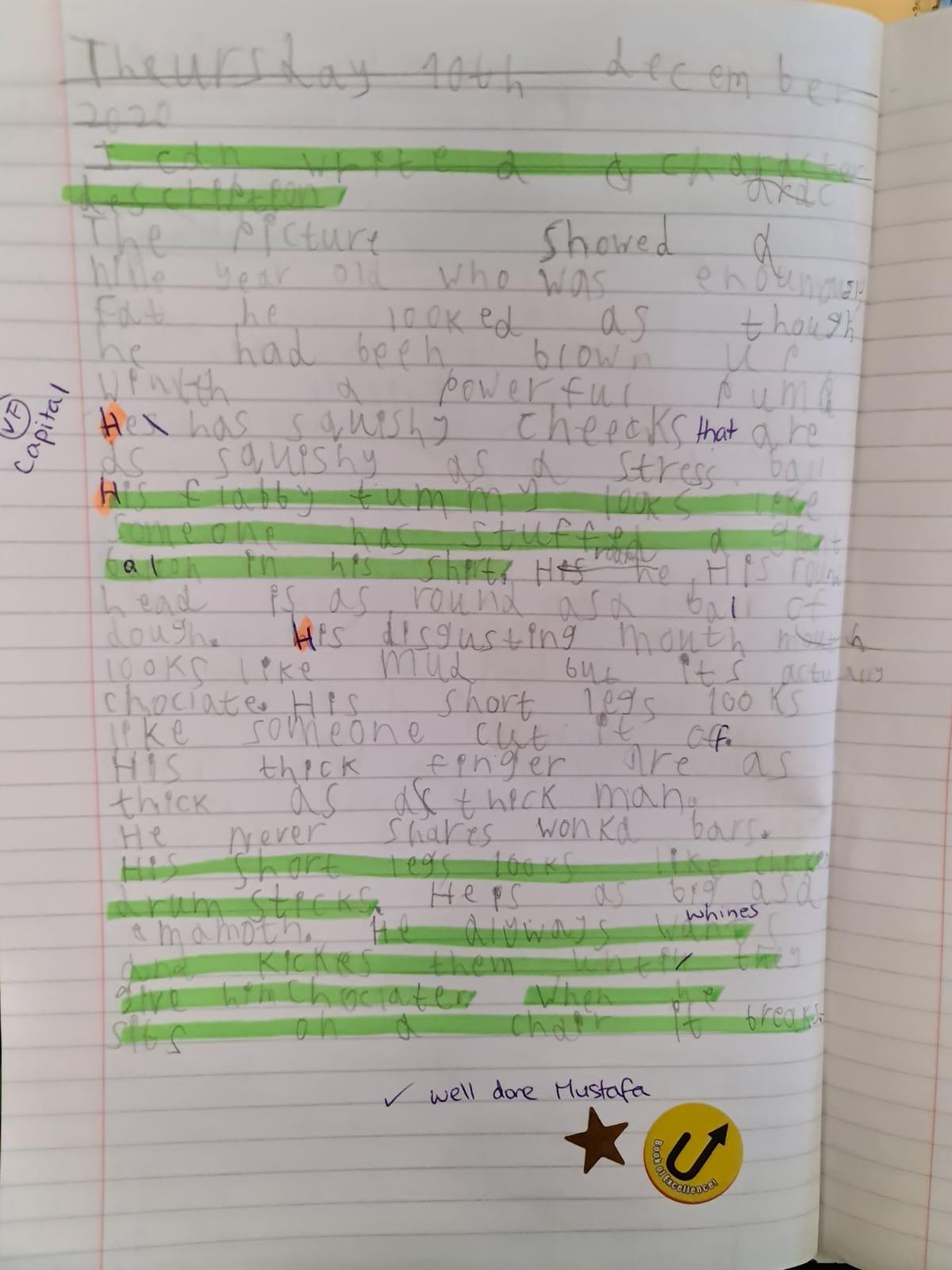 Mustafa's great writing!