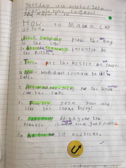 Aiman's great instructions!