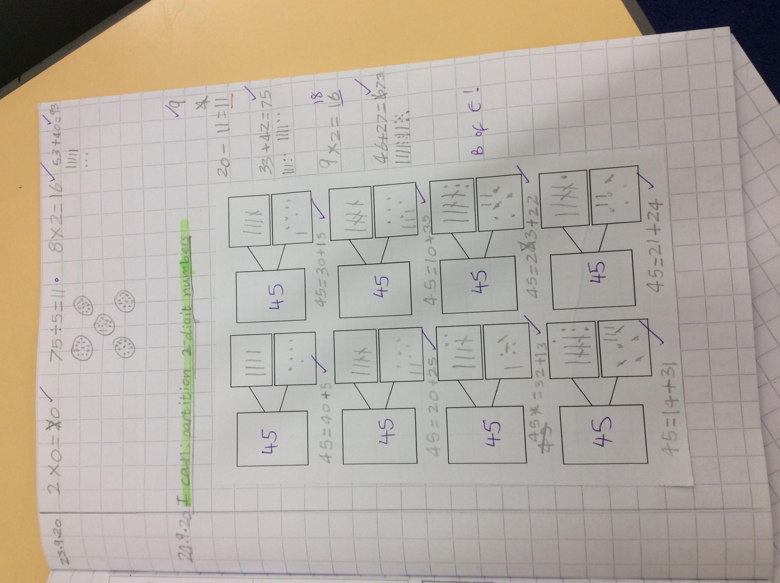 Einara - amazing Maths!
