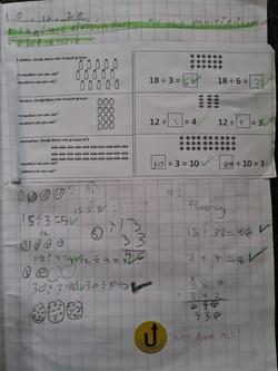Asli's brilliant maths!