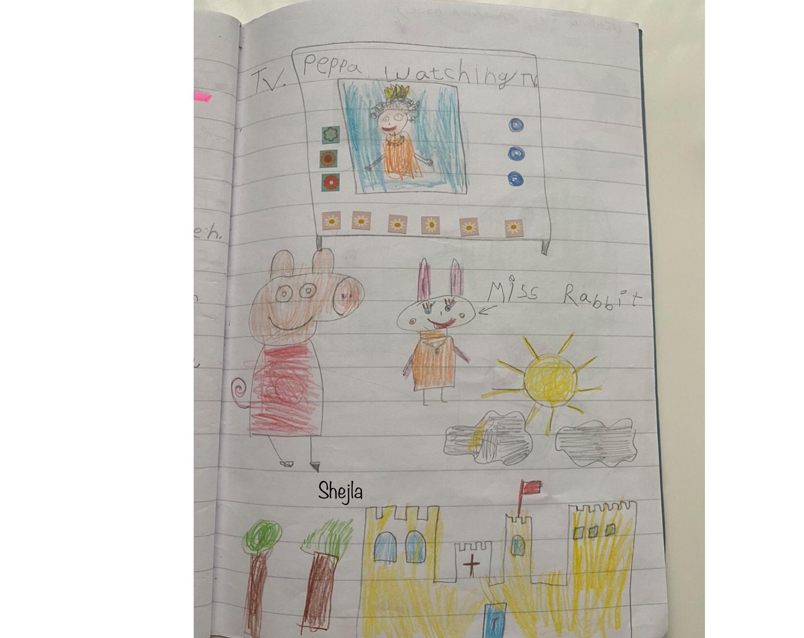 Shejla's wonderful book review!