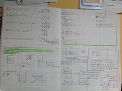 Maggie's brilliant maths!