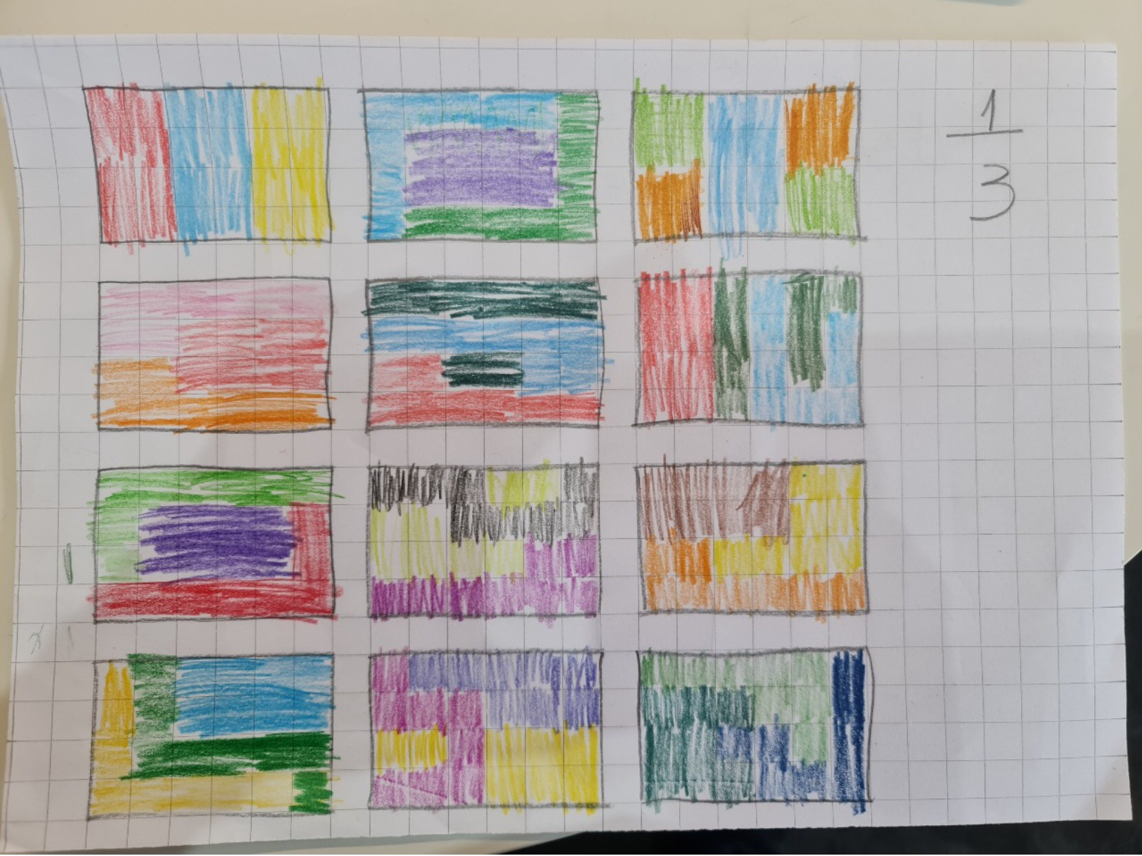 Arthur's fantastic fractions!