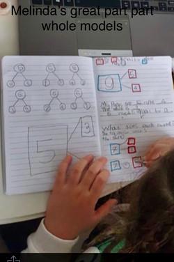 Melinda's amazing maths!