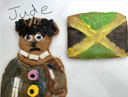 Jude's fantastic home learning!