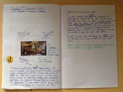 Amelia's amazing writing!