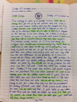 Sosan's fantastic writing!