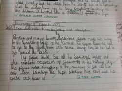 Lidia's brilliant writing!