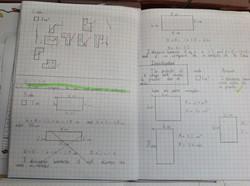 Diana's wonderful maths!