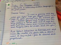 Diana's incredible writing!