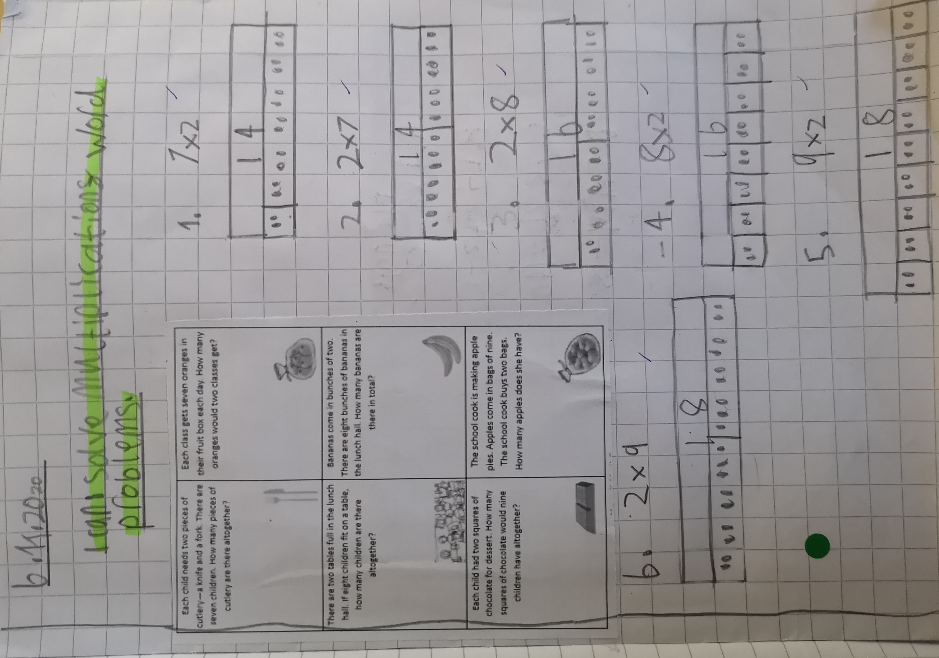 Darcey's amazing problem solving!