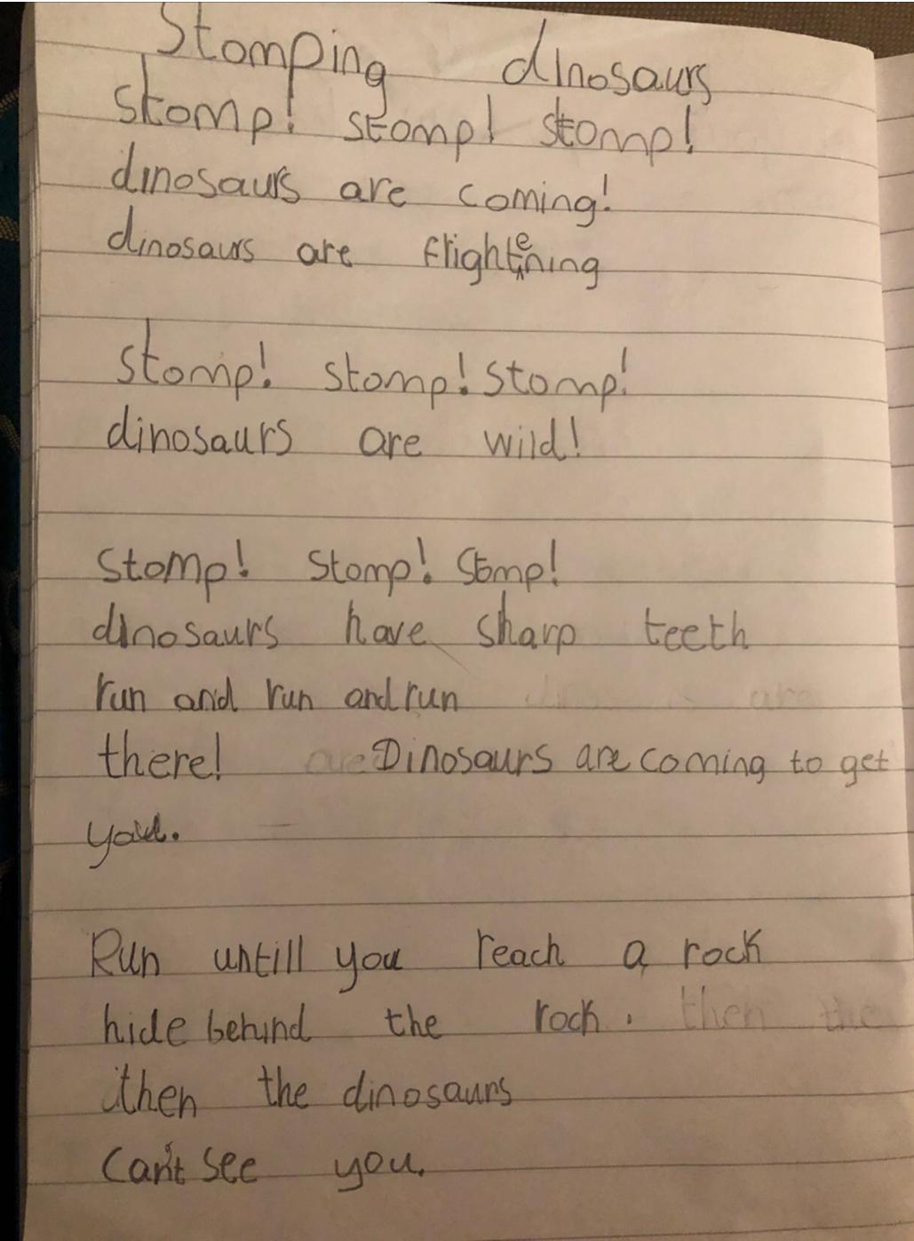 Sami's incredible song lyrics!