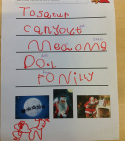 Nilly's brilliant writing!